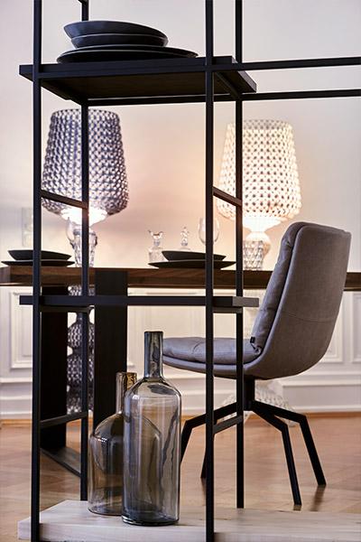 modern barock kontrast m bel leuchten accessoires. Black Bedroom Furniture Sets. Home Design Ideas