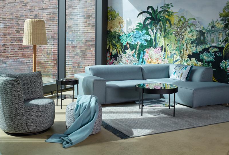 Sofa Frankfurt Kontrast Möbel Leuchten Accessoires
