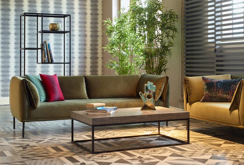 Sofa Frankfurt Kontrast Mobel Leuchten Accessoires
